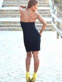 007 BLACK DRESS