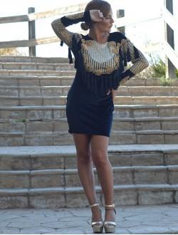 BAROCCO DRESS