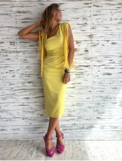 Yellow frange