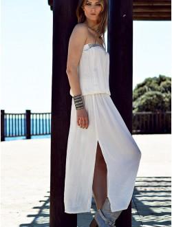 SIMPLY WHITE DRESS.